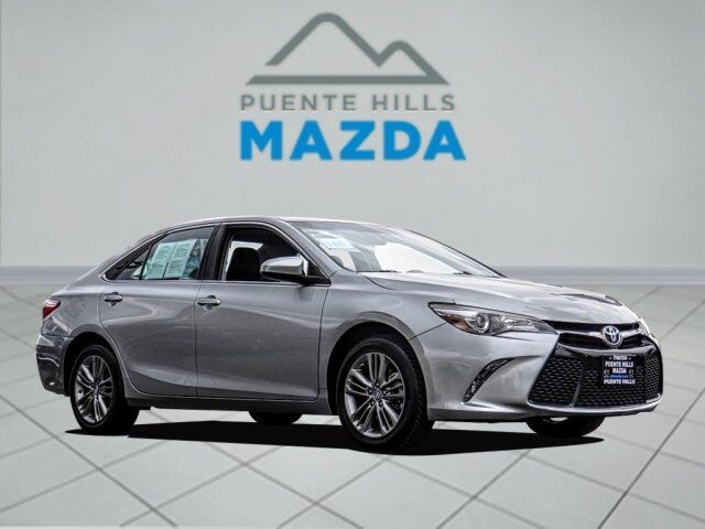 2016 Toyota Camry  City of Industry CA
