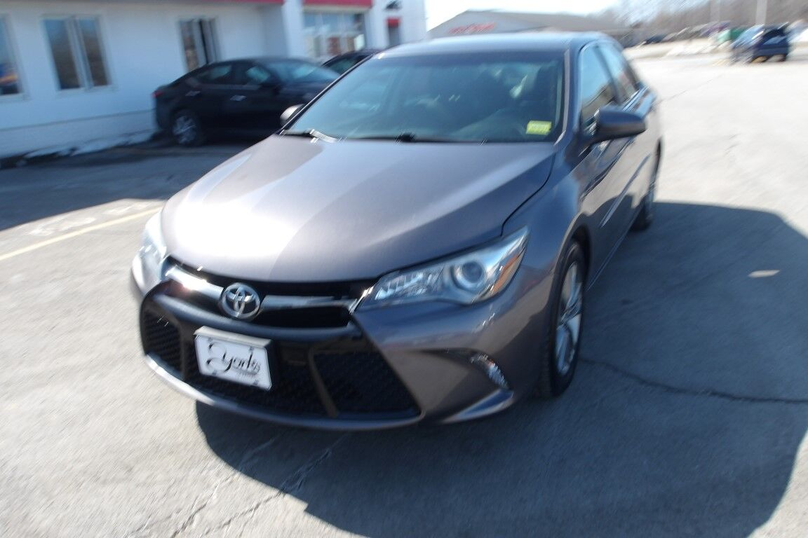 2016 Toyota Camry Houlton ME