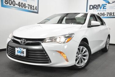 Toyota Camry 16k 6-Speed Automatic Front-Wheel Drive LE 2016