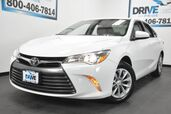 2016 Toyota Camry 16k 6-Speed Automatic Front-Wheel Drive LE