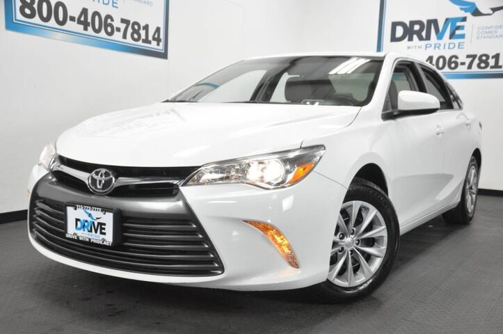 2016 Toyota Camry 16k 6-Speed Automatic Front-Wheel Drive LE Houston TX