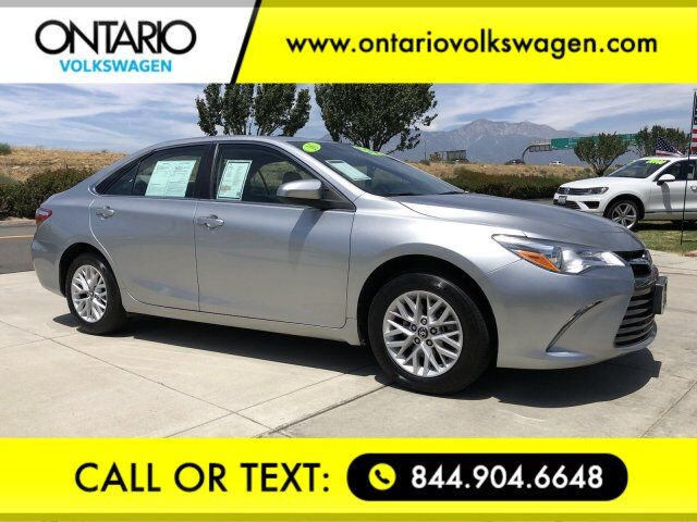 2016 Toyota Camry 4dr Sdn I4 Auto LE Ontario CA