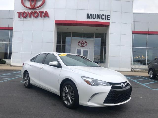 2016 Toyota Camry 4dr Sdn I4 Auto SE Muncie IN