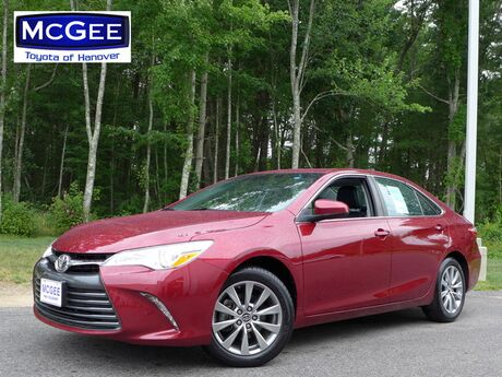 2016 Toyota Camry 4dr Sdn I4 Auto XLE Hanover MA