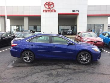 2016 Toyota Camry 4dr Sdn I4 Auto XSE