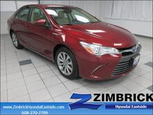 2016_Toyota_Camry Hybrid_4dr Sdn XLE_ Madison WI