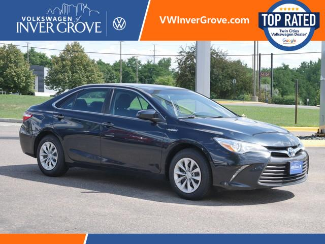 2016 Toyota Camry Hybrid LE Inver Grove Heights MN