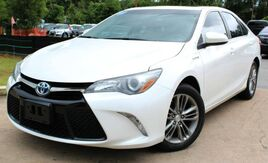 2016_Toyota_Camry Hybrid_SE - w/ BACK UP CAMERA & LEATHER SEATS_ Lilburn GA