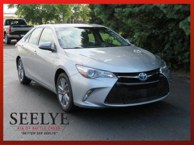 2016 Toyota Camry Hybrid SE Battle Creek MI