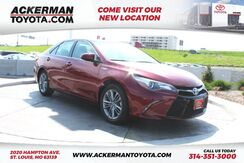 2016_Toyota_Camry Hybrid_SE_ St. Louis MO