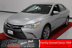 2016_Toyota_Camry_Hybrid XLE_ St. Cloud MN