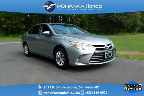 2016_Toyota_Camry_LE ** GUARANTEED FINANCING ** ONE OWNER **_ Salisbury MD