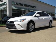 2016_Toyota_Camry_LE 2.5L 4CYLINDER, AUTOMATIC, BACK UP CAMERA, BLUETOOTH CONNECTION, AUTO HEADLIGHTS, KEYLESS START_ Plano TX