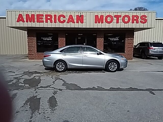 2016 Toyota Camry LE Brownsville TN