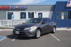 2016_Toyota_Camry_LE_ Brownsville TX