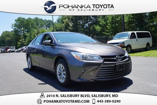 2016_Toyota_Camry_LE CERTIFIED_ Salisbury MD