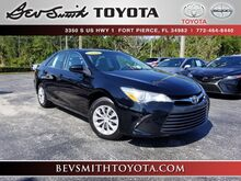 2016_Toyota_Camry_LE_ Fort Pierce FL