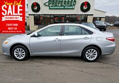 2016_Toyota_Camry_LE_ Fort Wayne Auburn and Kendallville IN