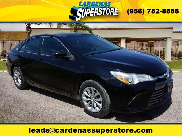 2016 Toyota Camry LE Harlingen TX