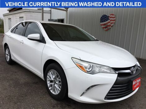 2016_Toyota_Camry_LE_ Harlingen TX