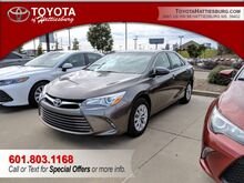 2016_Toyota_Camry_LE_ Hattiesburg MS