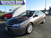 2016_Toyota_Camry_LE_ Houlton ME