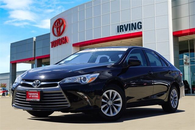 2016 Toyota Camry LE Irving TX