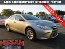 2016_Toyota_Camry_LE_ Melbourne FL