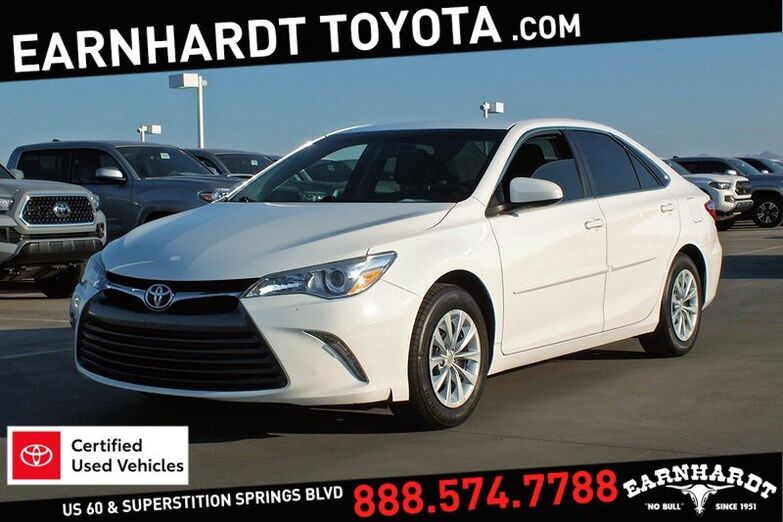 Certified Used Cars >> Certified Used Cars Mesa Az Earnhardt Toyota