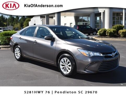 2016_Toyota_Camry_LE_ Greenville SC