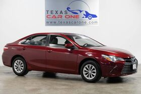 2016_Toyota_Camry_LE REAR CAMERA WITH REAR PARKING AID BLUETOOTH POWER DRIVER SEAT_ Carrollton TX