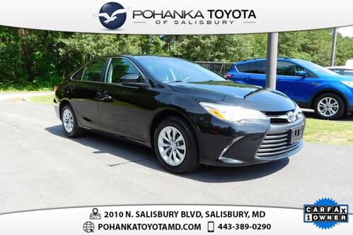 2016_Toyota_Camry_LE_ Salisbury MD