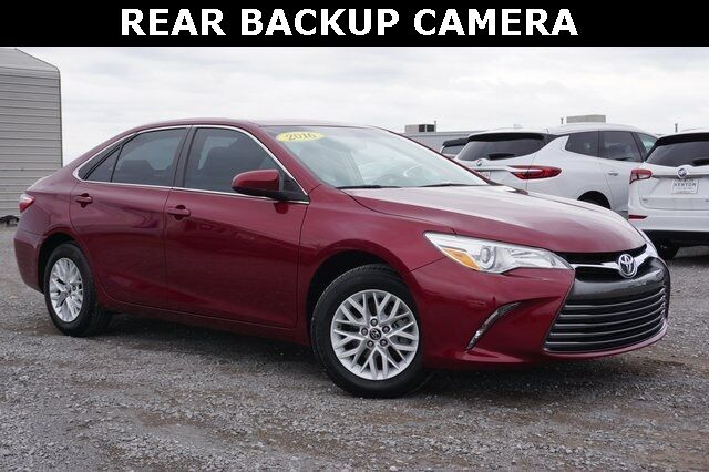 2016 Toyota Camry LE Shelbyville TN
