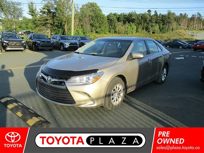 2016 Toyota Camry LE St. Johns NL