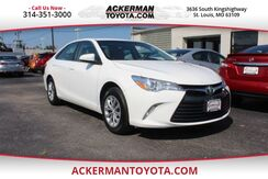 2016_Toyota_Camry_LE_ St. Louis MO