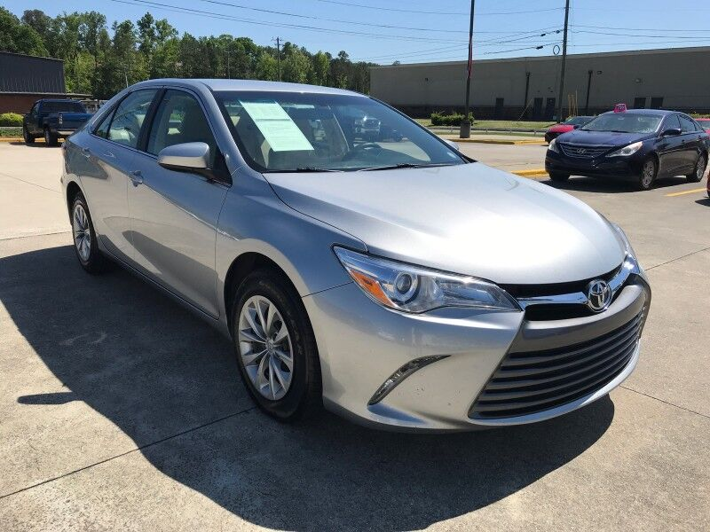 2016 Toyota Camry LE Trussville AL