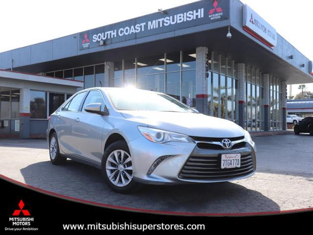 2016 Toyota Camry LE Victorville CA