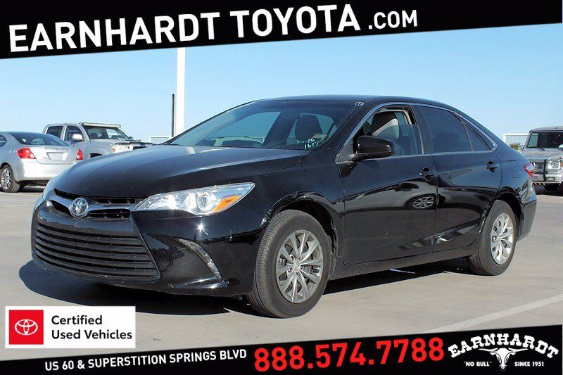 2016 Toyota Camry LE *WELL MAINTAINED!*