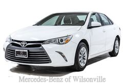 2016_Toyota_Camry_LE_ Portland OR