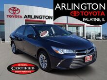 2016_Toyota_Camry_LE_ Palatine IL