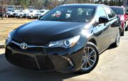 2016 Toyota Camry SE - w/ BACK UP CAMERA & LEATHER SEATS