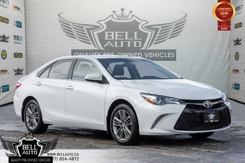 2016 Toyota Camry SE, BACK-UP CAM, BLUETOOTH, USB INPUT, VOICE COMMAND Toronto ON