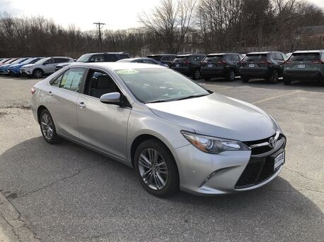 2016_Toyota_Camry_SE_ Dudley MA