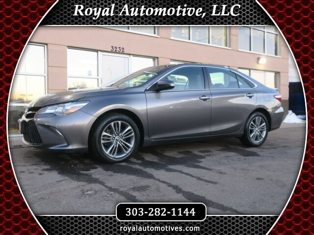 2016 Toyota Camry SE Englewood CO