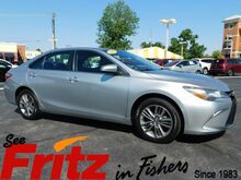 2016_Toyota_Camry_SE_ Fishers IN
