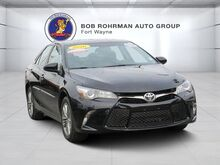 2016_Toyota_Camry_SE_ Fort Wayne IN