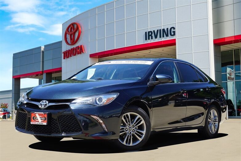 2016 Toyota Camry SE Irving TX