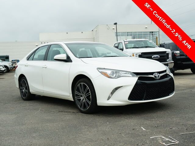 2016 Toyota Camry SE Cranberry Twp PA