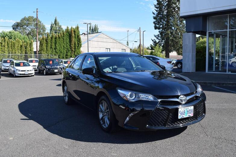 2016 Toyota Camry SE McMinnville OR