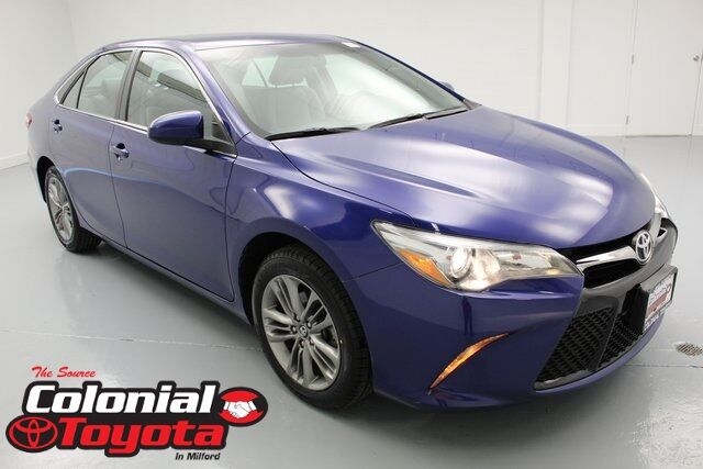 2016 Toyota Camry SE Milford CT